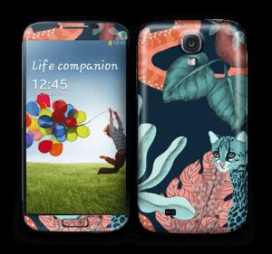 Jungle Cats  Skin Galaxy S4
