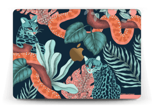 Jungle Cats Skin MacBook 12""