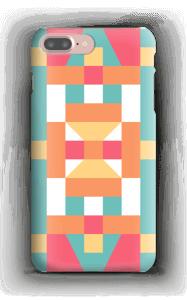 Sliklandet cover IPhone 7 Plus