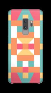 Géométrique Coque  Galaxy S9 Plus
