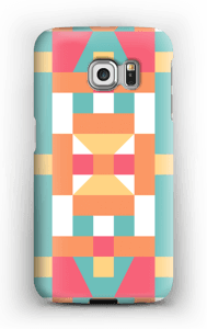 Godterilandet deksel Galaxy S6 Edge
