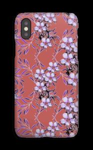 Violettes  Coque  IPhone XS