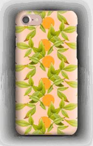 Sitruslehdet kuoret IPhone 7