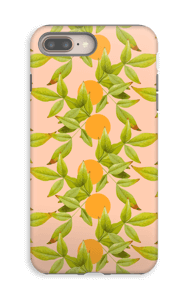 Loner Leaves case IPhone 8 Plus tough