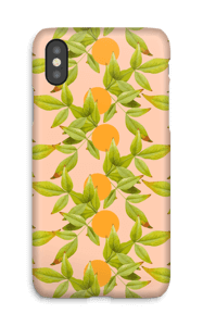 Loner Leaves case IPhone X