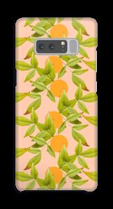 Citrusblad skal Galaxy Note8