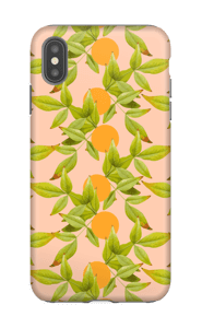 Citronnier Coque  IPhone XS Max tough