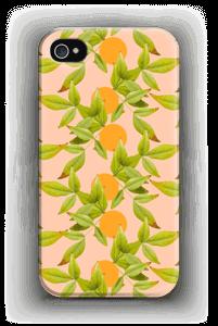 Sitruslehdet kuoret IPhone 4/4s