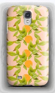 Sitrusblad deksel Galaxy S4
