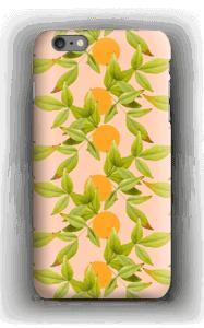 Citrusblad skal IPhone 6s Plus
