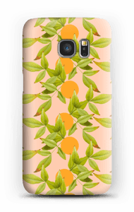 Loner Leaves case Galaxy S7