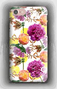 Magiske blomster deksel IPhone 7