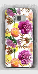 Magische Blumen Handyhülle Galaxy S8