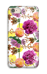 Magic flowers case IPhone 8