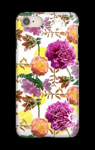 Magic Flowers case IPhone 8