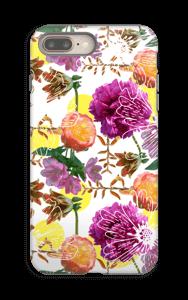 Taikakukkaset kuoret IPhone 8 Plus tough