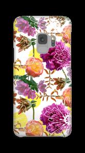 Fleurs Magnifiques Coque  Galaxy S9
