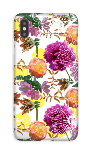 Magiske blomster cover IPhone XS Max