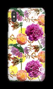Magiske blomster deksel IPhone XS Max