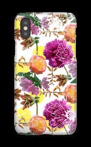 Magische Blumen Handyhülle IPhone XS