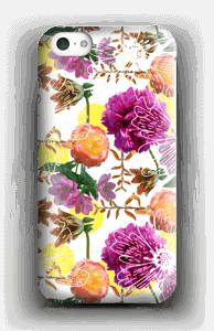 Magic flowers case IPhone 5c