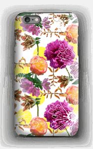 Magic flowers case IPhone 6s Plus tough