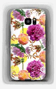 Magic flowers case Galaxy S7 Edge