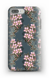 bloempatroon hoesje IPhone 7 Plus tough