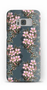 bloempatroon hoesje Galaxy S8