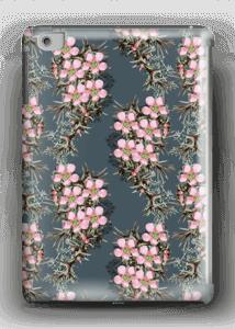 Vaaleanpunaiset kukkaset kuoret IPad mini 2