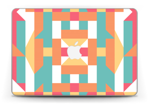 "Süßigkeitenland Skin MacBook Pro Retina 13"" 2015"