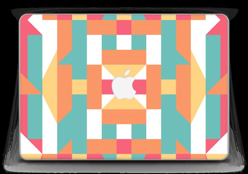 """Géométrique Skin MacBook Pro Retina 13"""" 2015"""