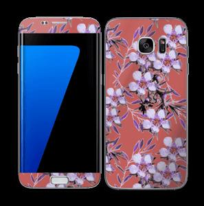 Violettes Skin Galaxy S7 Edge