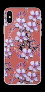 Violettes Skin IPhone X