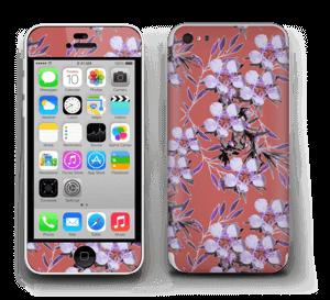 Violettes Skin IPhone 5c