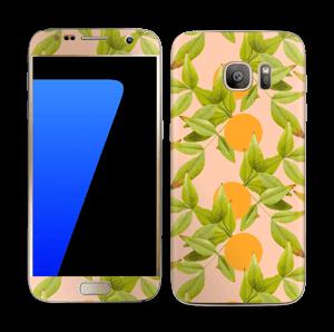 Citrus Skin Galaxy S7