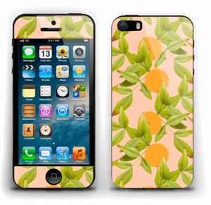 Loner Leaves Skin IPhone 5s