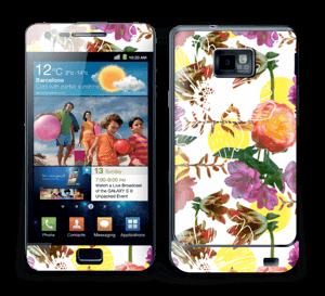 Blumenmagie Skin Galaxy S2