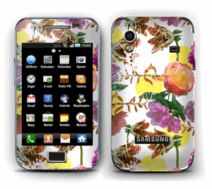 Floral Magic Skin Galaxy Ace