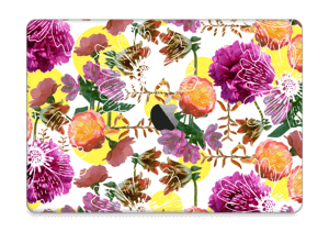 "Floral Magic Skin MacBook Pro 13"" 2016-"