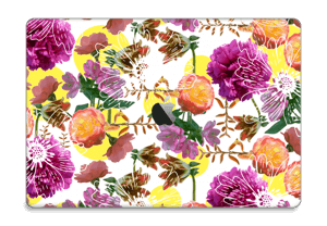 "Floral Magic Skin MacBook Pro 15"" 2016-"