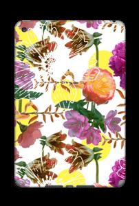 Magnifiques Fleurs Skin IPad Mini 4