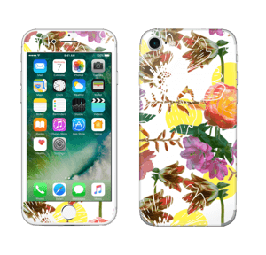 Flower magic Skin IPhone 7