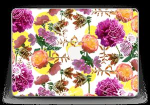 """Magnifiques Fleurs Skin MacBook Pro Retina 13"""" 2015"""