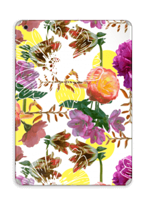 Magnifiques Fleurs Skin IPad Air
