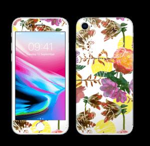 Blomstermagi Skin IPhone 8