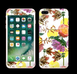 Blomstermagi Skin IPhone 7 Plus