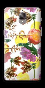Magnifiques Fleurs Skin OnePlus 3T