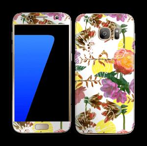 Floral Magic Skin Galaxy S7