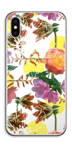 Flower magic Skin IPhone X